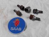 Radschlösser 4 St. Saab 9.3/9.5