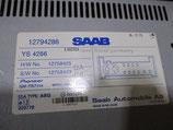 Audioverstärker Nr. 12794286 Saab 9.3 YS3F