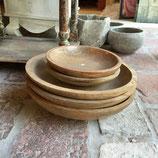 Holzteller groß (die Unteren)