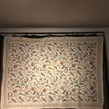 Bestickte Decke Baumwolle