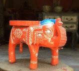 Elefantentischchen rot