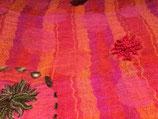 gekochte Wolle Schal