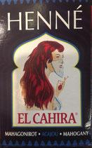 Henna El Cahira - Mahagonirot