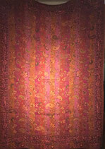 gekoche Wollle Decke.