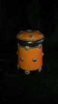 Holzbox Zylinder