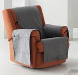 Funda de sillón universal 1 plaza. Protégelo para darle una mayor duración e higiene.