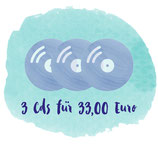3 CDs nach Wahl