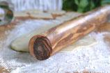 Teigroller / Nudelholz DESIGN aus Olivenholz 30 cm