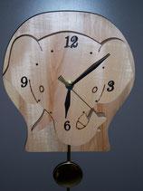 Horloge 'Eléphant'