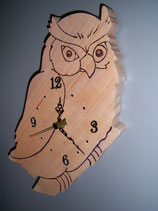 Horloge 'Chouette'