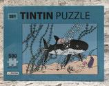 """Tim & Struppi """"Der Schatz Rackams des Roten"""" Puzzle"""