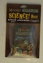MUNCHKIN STEAMPUNK SCIENCE DICE!