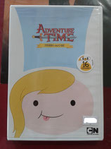 DVD ADVENTURE TIME ESPECIAL FIONA Y CAKE