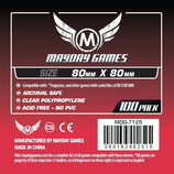 Micas MayDay Games - 80 x 80 mm