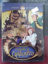 DVD GHIBLI CASTILLO CAGLIOSTRO
