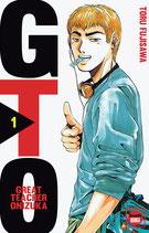 MANGA GREAT TEACHER ONISUKA - GTO