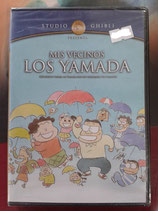 DVD GHIBLI MIS VECINOS LOS YAMADAS