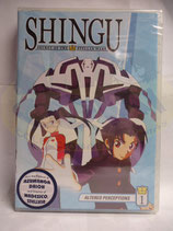 Shingu Vol01: Secret of Stellar Wars