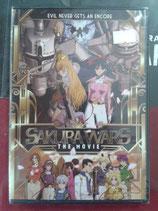 DVD SAKURA WARS LA PELICULA