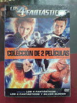 DVD FANTASTIC FOUR