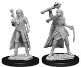 Dungeons & Dragons Nolzur's Marvelous Unpainted Miniatures: Elf Cleric