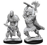 Dungeons & Dragons: Nolzur's Marvelous Unpainted Miniatures - Goliath Barbarian