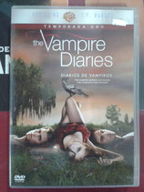 DVD VAMPIRE DIARIES TEMP 1