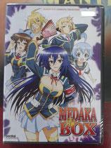 DVD MEDAKA BOX