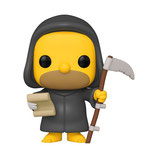 POP Simpsons Horror - Grim Reaper Homer