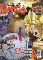 Revista Conexión Manga DVD #80 - números anteriores