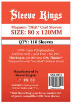 Micas SleeveKings - 80 x 120