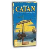 CATAN NAVEGANTES EXP 5 - 6 JUGADORES