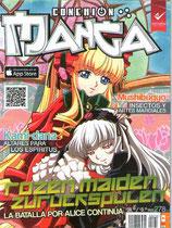 Revista Conexión Manga #279 - números anteriores