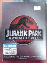 DVD TRILOGIA JURASSIC PARK