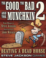 MUNCHKIN THE GOOD THE BAD AND THE MUNCHKIN EXP