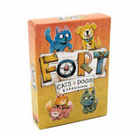 FORT CATS AND DOGS EXPANSION