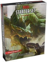 Dungeons And Dragons Starter Set 5th Ed