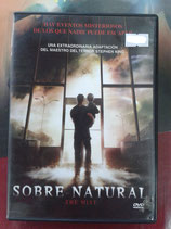 DVD SOBRENATURAL (THE MIST)