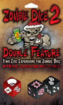 ZOMBIE DICE EXP 2 DOUBLE FEATURE