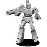 Transformers: Unpainted Miniatures - Megatron