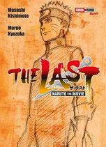 MANGA NARUTO THE LAST (NOVELA)