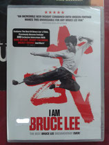 DVD I AM BRUCE LEE