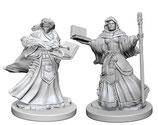 Dungeons & Dragons: Nolzur's Marvelous Unpainted Miniatures - Human Female Wizards