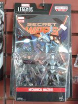 Marvel Legends Series - Secret Wars Comic 2 Pack Mechanical Masters