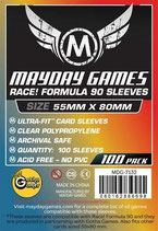 Micas MayDay Games - 55 x 80 mm