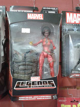 Marvel Legends - Rhino - Misty Knight