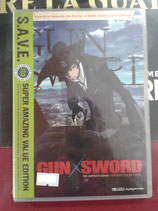 DVD GUN X SWORD