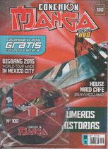 Revista Conexión Manga DVD #91 - 100