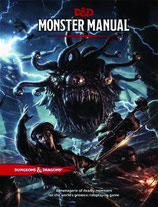 Dungeons And Dragons Monster Manual 5th Ed