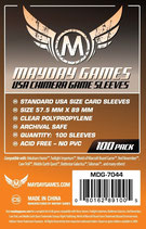 Micas MayDay Games - 57.5 x 89 mm